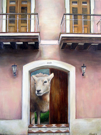 Coming of the Lamb