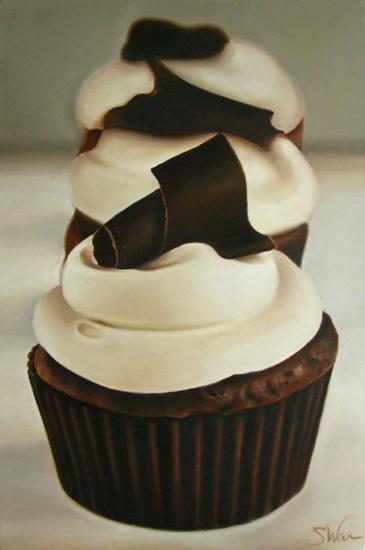 Black Tie Cupcakes – Sarah E. Wain