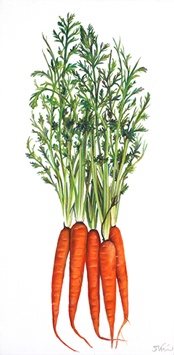 Carrot Print