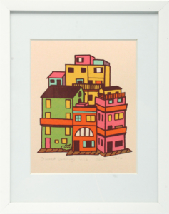 Stacked Dwellings Website Framed