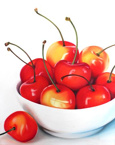 Rainier Cherries II