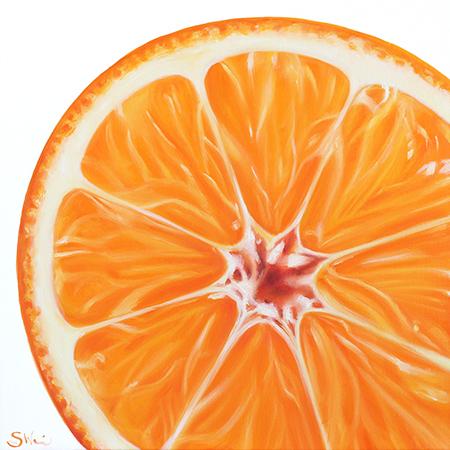 Clementine Slice