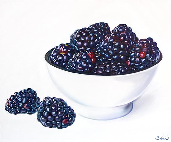 Blackberries II