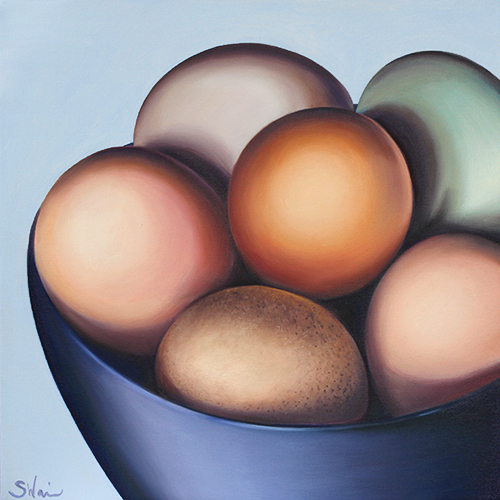 Bowl of Eggs II