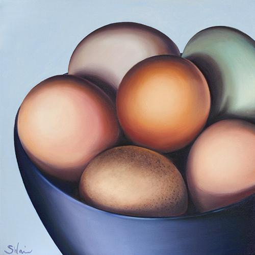 Bowl of Eggs II