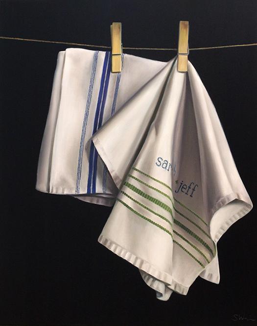 Dish Towel Vow